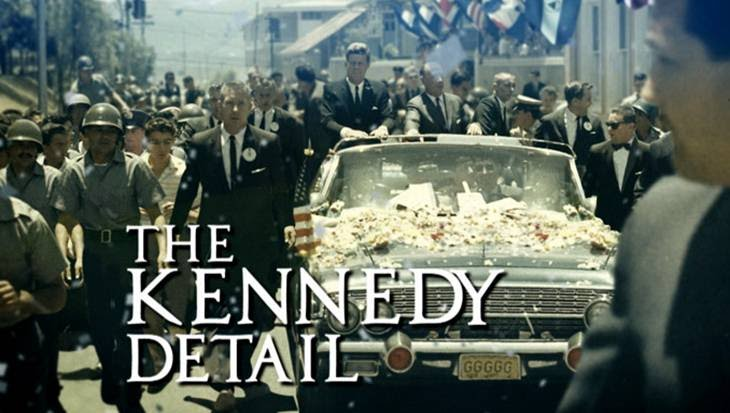 """The Kennedy Detail"": a mixture of fact, faction, and fiction"