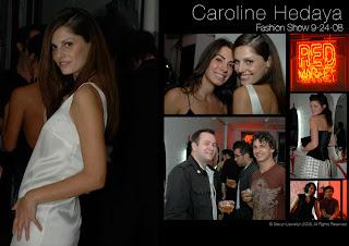 Caroline hedaya