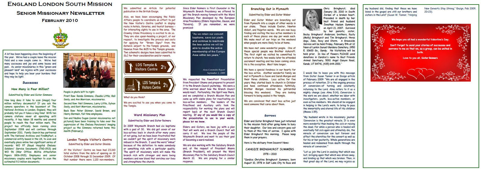 Sample Church Newsletter Templates 581668 Hitori49fo