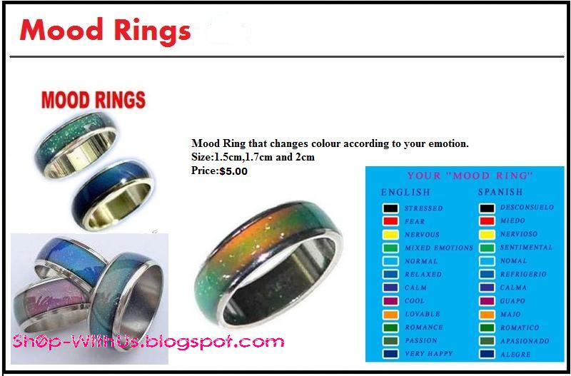 what do mood ring colors 28 images mood ring color