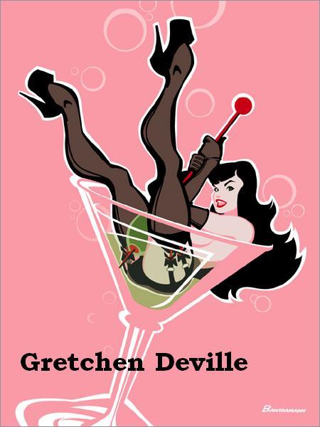 GretchenDeVille - the deville lounge
