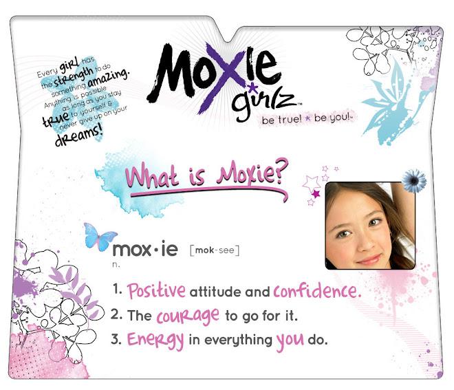 ¿Qué significa Moxie?