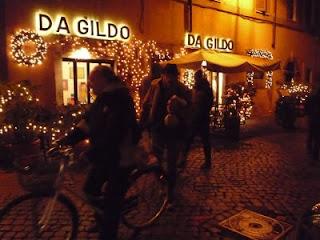 Restaurante Da Gildo em Trastevere