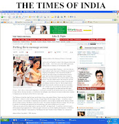 My Article in The Times of India