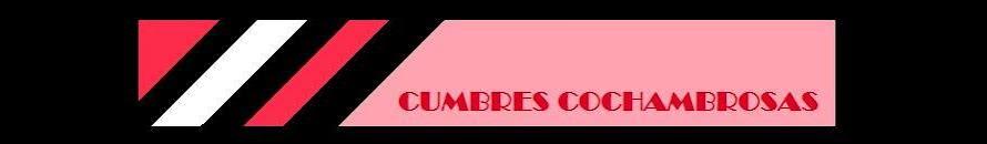 Cumbres Cochambrosas