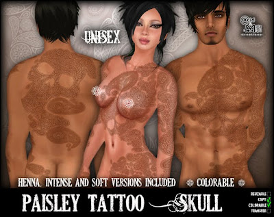 Paisley Tattoo Looking for unique Oddities tattoos Tattoos? henna paisley?