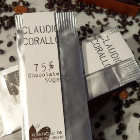 Claudio Corallo Chocolate Bars