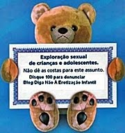 DIGA NO AO ABUSO E A EXPLORAO SEXUAL