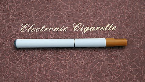 "Key tobacco scientist endorses ""going vape."""