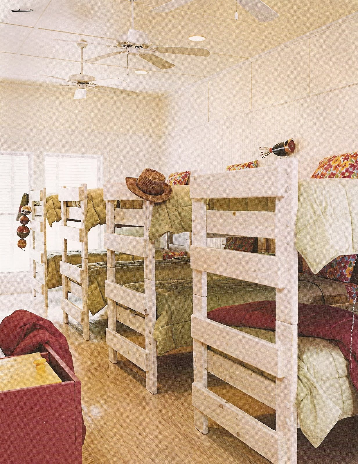 Hang It Up - Beach House Essential: Bunk Beds - Coastal Living title=