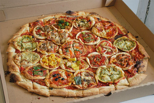 Image result for Different Pizzas in Different Countries