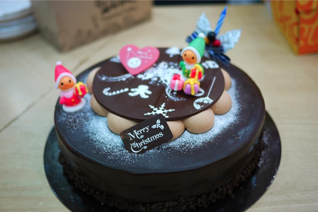 Christmas Cakes In Seoul Korea Seoul Eats