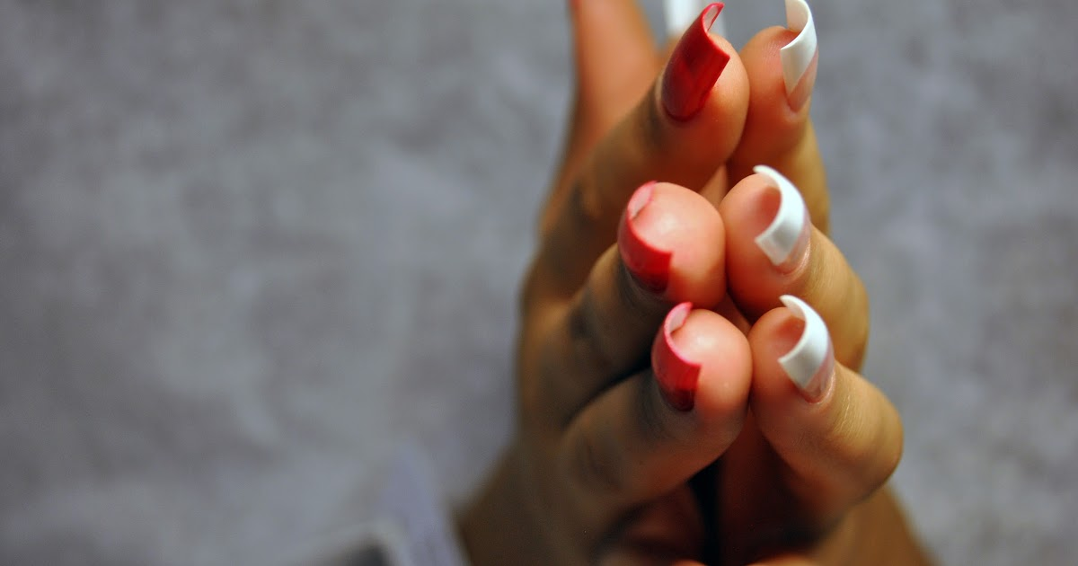 The Nail Couture: How to pinch the nail