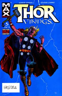 Thor and Vikings 05