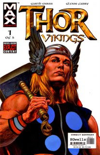 Thor and Vikings 01