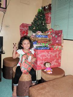 Old Small Christmas Tree