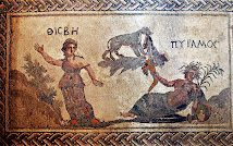 CYPRUS : The mosaics of Paphos
