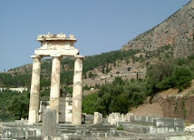 Delphi, Greece