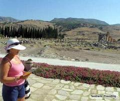 Hierapolis, Pamukkale - Turkey