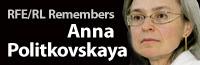 Minnet av Anna Politkovskaia