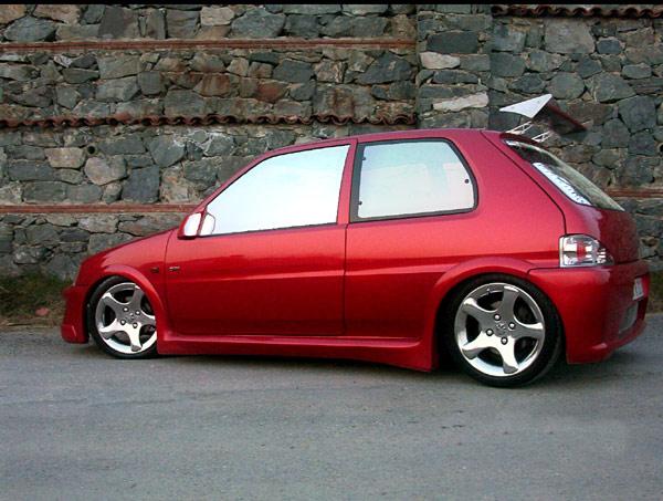 peugeot 106 quicksilver. Peugeot 106 Quicksilver.