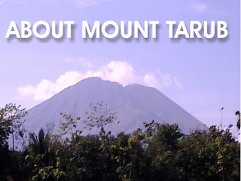 MAP OF GUNUNG TARUB-JATIM