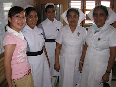Nurse in Sri Lanka