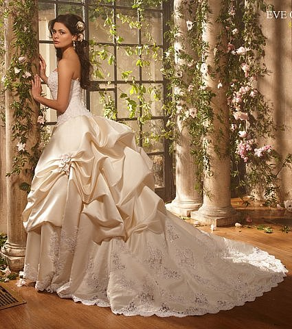 Кавказские свадебные платья
