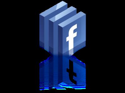 facebook icon vector free. Citylogo facebook print icon,