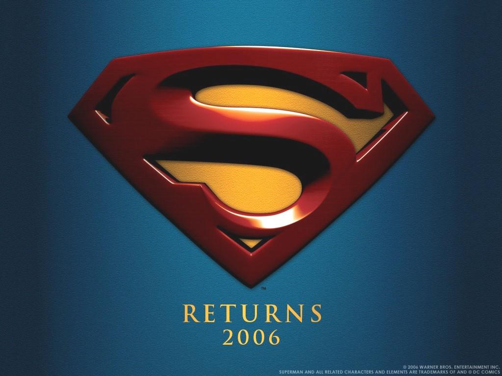 Superman Logo Wallpaper