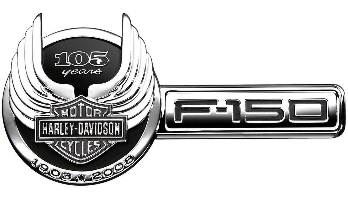 Harley Davidson Logo f-150
