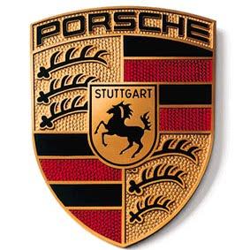 Porsche logo only