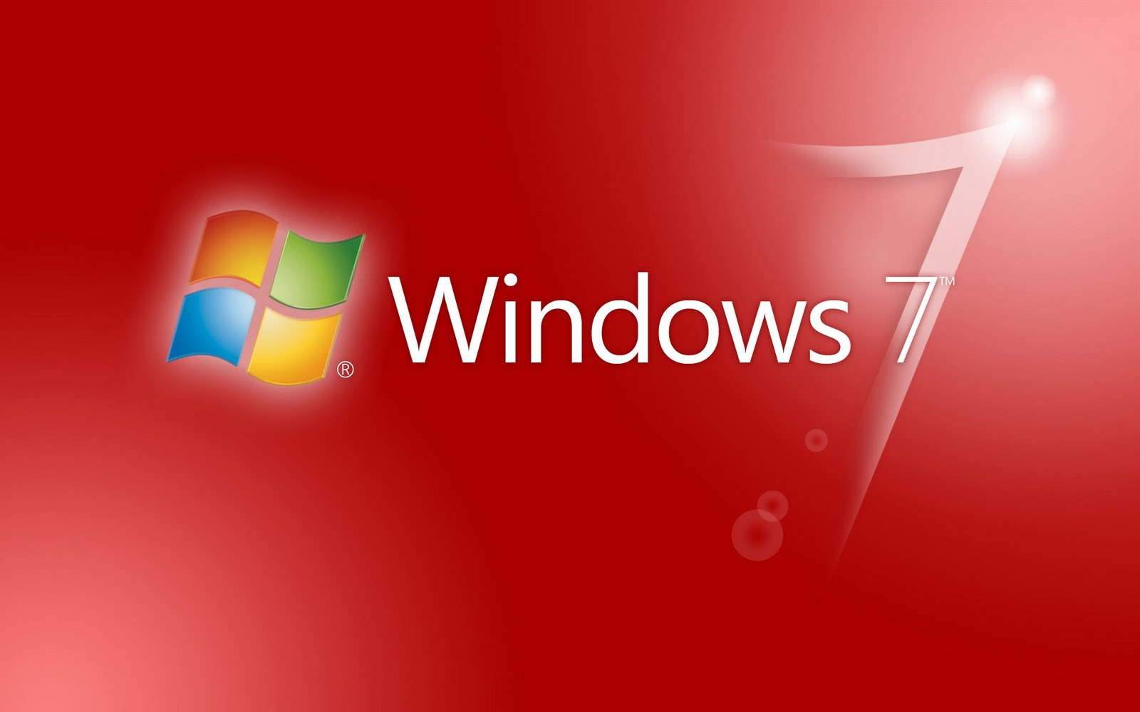 logo amp logo wallpaper collection windows seven 7 logo