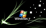 Windows seven 7 logo wallpaper . (windows ultimate collection of wallpapers )