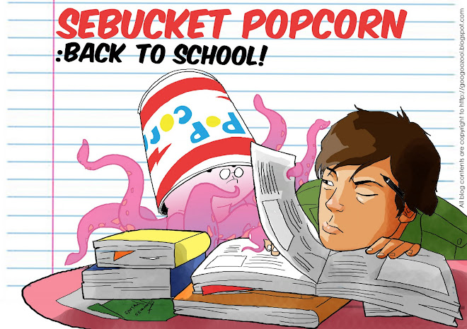 sebucket Pop+Corn!
