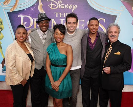 princess and frog cast. The Entire Cast