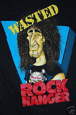 Wasted Rock Ranger