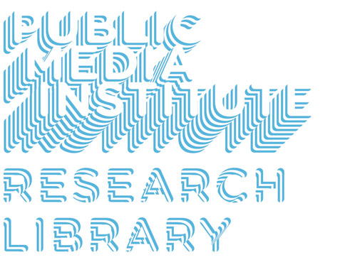 Public Media Institute Research Library