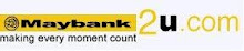 Deposit Maybank 2U Account