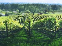Sokolblosser Vineyard  Dundee Oregon