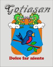 Escudo de Gotiasan