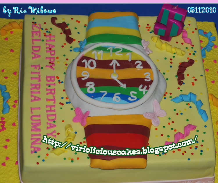 Zelda Birthday Cakes Made In Sunderland