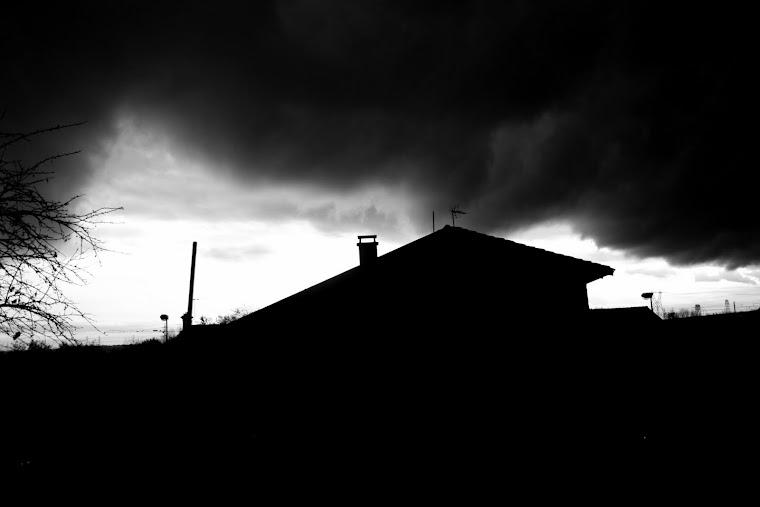 tempête.