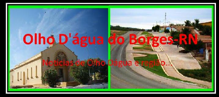 Olho Dágua do Borges-RN