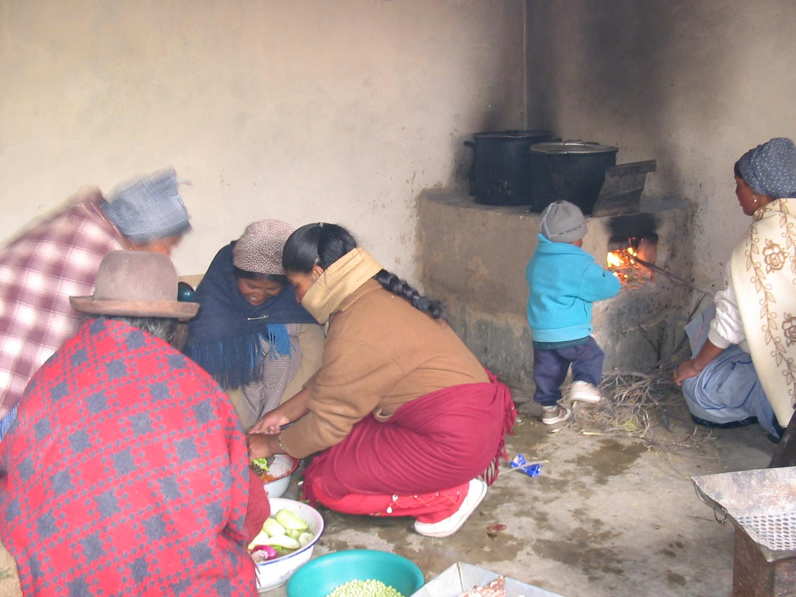 Cades bolivia observatorio de igualdad de genero - Trabajos manuales remunerados ...