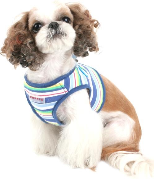 Accesorios para perros arneses bolsos y camitas para for Accesorios para mascotas