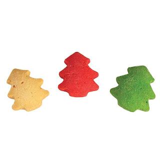 Resultado de imagen de galletas navidad perros