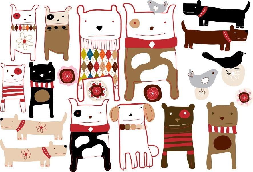 Vinilos decorativos con mascotas - Vinilos decorativos para exteriores ...