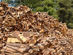 Seasoned Amish Milled Hand-Cut Hardwoods