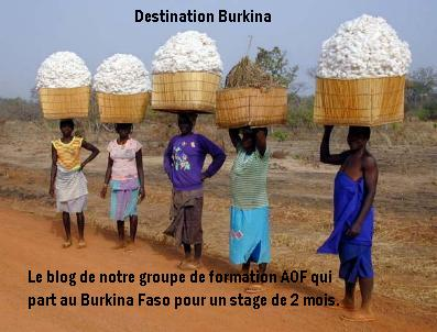 Destination Burkina